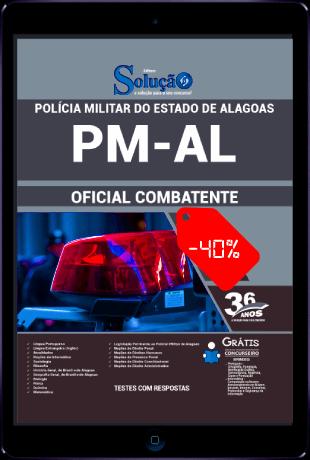 Apostila PM AL 2021 PDF Download Oficial PM AL 2021