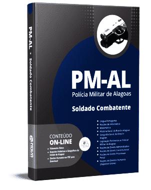 Apostila PM AL 2021 PDF Download Soldado PM AL 2021