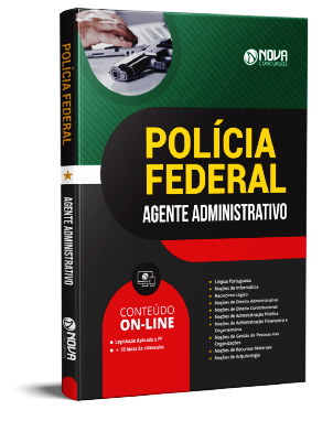 Apostila Agente Administrativo PF 2021 PDF Download