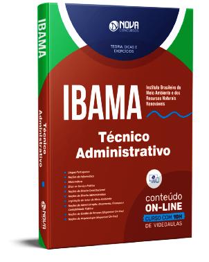 Apostila Concurso IBAMA 2021 PDF Download Técnico Administrativo