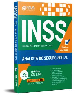 Apostila Concurso INSS 2021 Analista do INSS