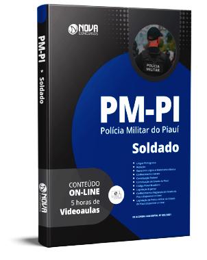 Apostila PM PI 2021 PDF Soldado PM PI