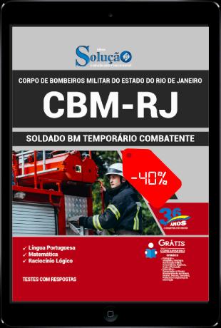 Apostila Concurso CBMERJ 2021 PDF Grátis Conteúdo Online
