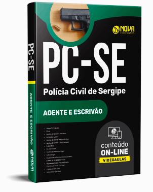 Apostila Concurso PC SE 2021 PDF Grátis Cursos Online
