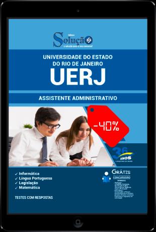 Apostila UERJ 2021 PDF Download Grátis Conteúdo Online