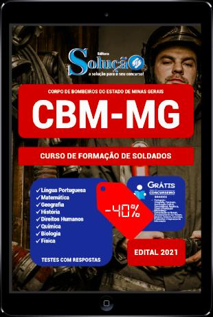 Apostila Bombeiro Militar MG 2021 PDF Grátis Soldado CBM MG 2022