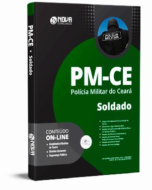 Apostila Concurso PM CE 2021 PDF Download Grátis Soldado
