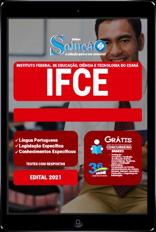 Apostila IFCE 2021 PDF Download